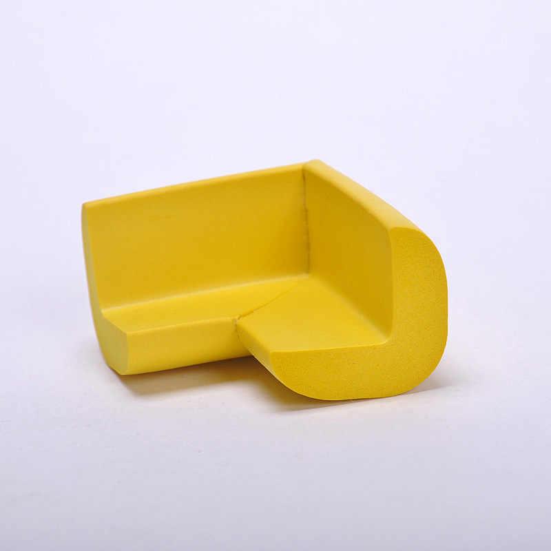 Angebot 10 Farbe Super Weiche Elastische Baby Sicherheit Anti-kollision Tisch Rand Ecke Wachen Schutz Rechts schutz