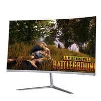 Monitor de juegos curvo, 24 pulgadas, Full HD, sin bordes, sincronización libre, LED, 144 HZ