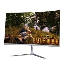 24 дюйма Full HD Изогнутые без полей Бесплатная синхронизации светодиодный 144 Гц игровые мониторы