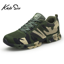 men shoes Camouflage Casual Shoes Plus Size 38-46 Breathable Fashion S