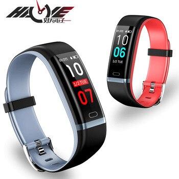 color TPU exercise heart rate intelligent Bracelet comfort watch band IP68 swimming wear BRACELET MULTI COLOR optional