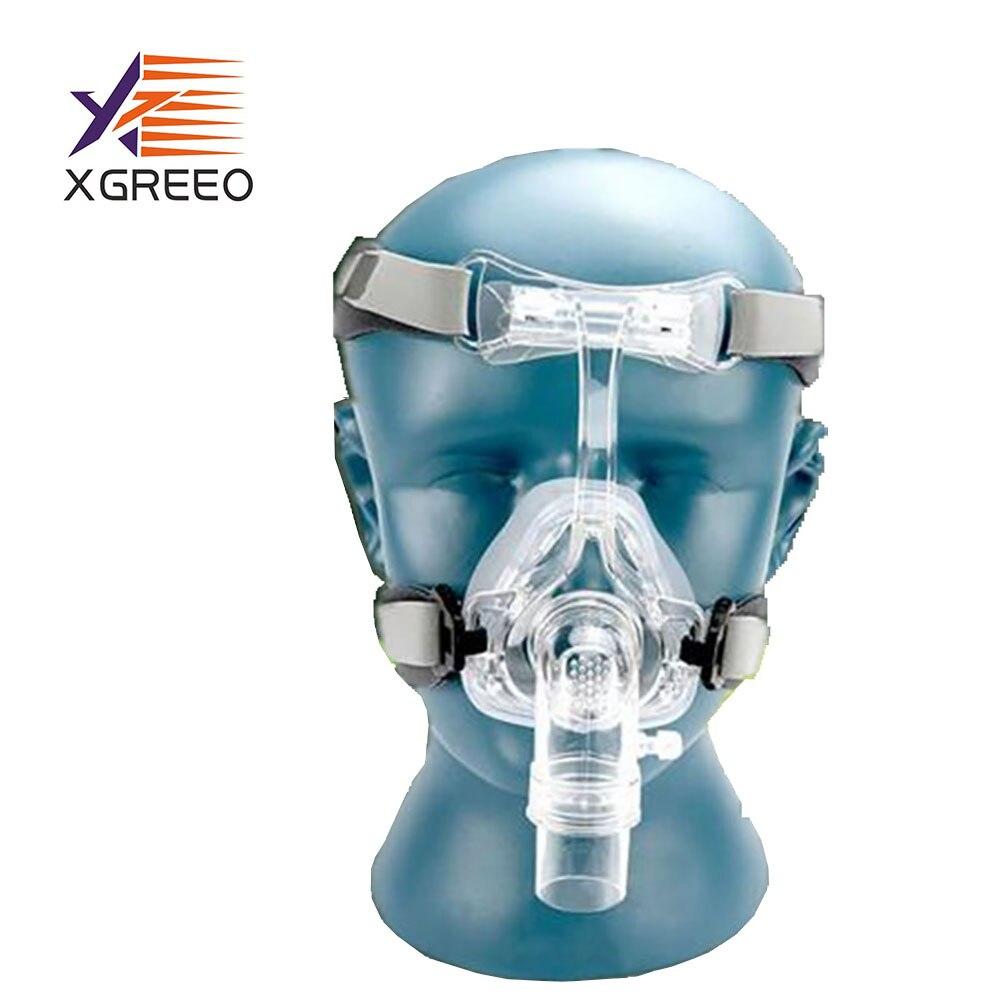BMC XGREEO FM1 czapka kominiarka do ust oddech snu z rozmiarem głowy (S/M/L) maszyna cpap Mask