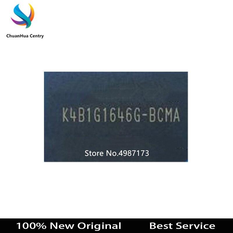 Tüketici Elektroniği'ten Pil Aksesuarları ve Şarj Aksesuarları'de K4B1G1646G BCMA K4B1G1646G BGA yeni ve orijinal stokta büyük indirim için daha fazla miktar title=