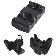 Base Charging Support for PS3 Play Station PS3 Game Console Battery Charger Dock Hand Control Controller Stand