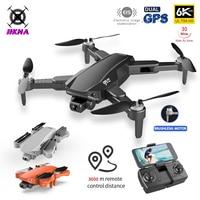 HKNA S608 Pro GPS Drone 4k Profesional 6K HD Dual Kamera Luft Fotografie Bürstenlosen Faltbare Quadcopter RC Abstand 3KM