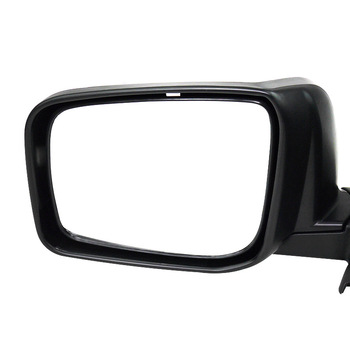Car Outside Rearview Mirror Assembly Reversing Mirror For Nissan Qashqai 2007-2014 Lamp Rear Cover Lens