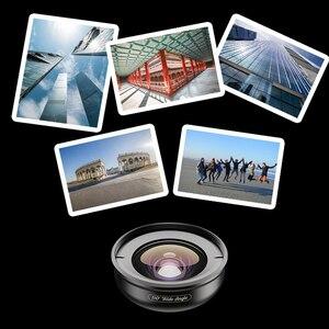 Image 3 - APEXEL HD מצלמה טלפון עדשת ערכת 110 תואר 4K רחב זווית עדשת CPL starfilter עבור iPhonex סמסונג s9 כל smartphone drop חינם