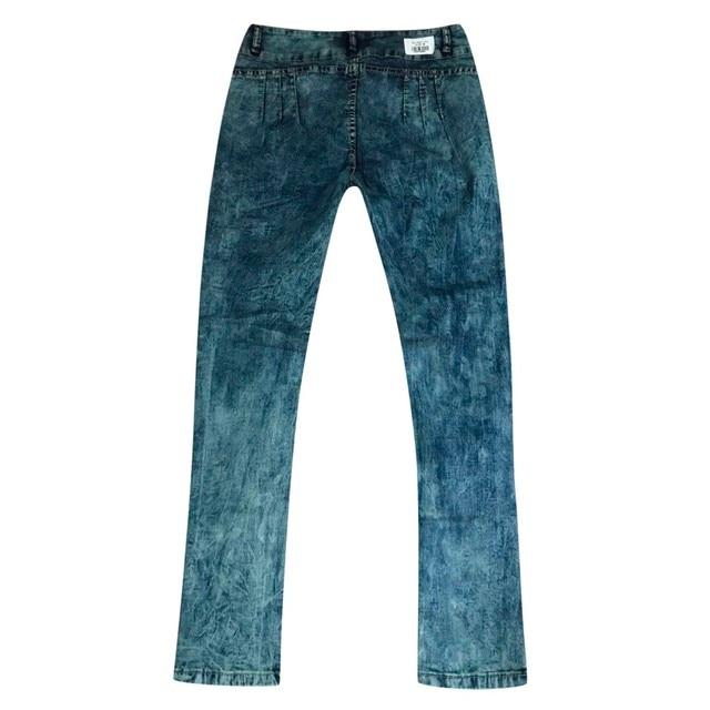 woman mom high waist jeans mujer spodnie damskie jean vaqueros mujer denim streetwear plus size calca jeans feminina pant 3XL Z4 6