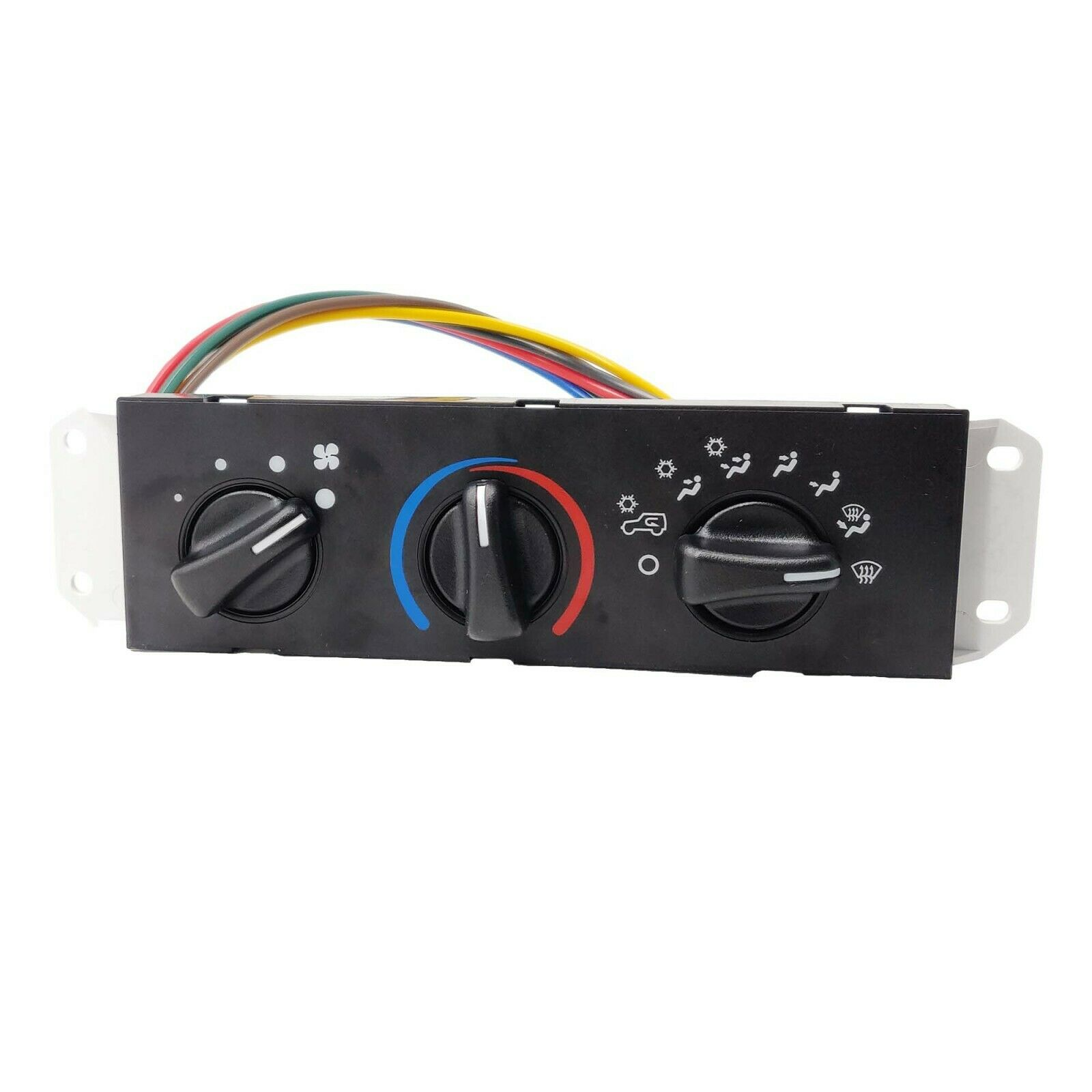 HVAC Control Panel For 99 04 Jeep Wrangler TJ Sahara Sport SE X 2.5 2.6L L4 L6|Air-conditioning Installation| |  - title=