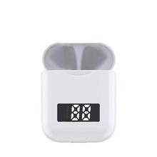 Nowy i99 TWS bezprzewodowe słuchawki Bluetooth słuchawki Mini bezprzewodowe słuchawki Bluetooth 6D słuchawki douszne super bass PK i9s i12 i90000 tanie tanio vastsee Ucho Technologia hybrydowa Prawda bezprzewodowe 120dB Do Internetu Bar Monitor Słuchawkowe Do Gier Wideo Wspólna Słuchawkowe