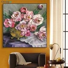 Astrto flor cartaz escandinavo para sala de estar, decoración de pared, pared, imágenes para sala de estar, Decoración de casa