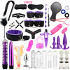 35pcs purple