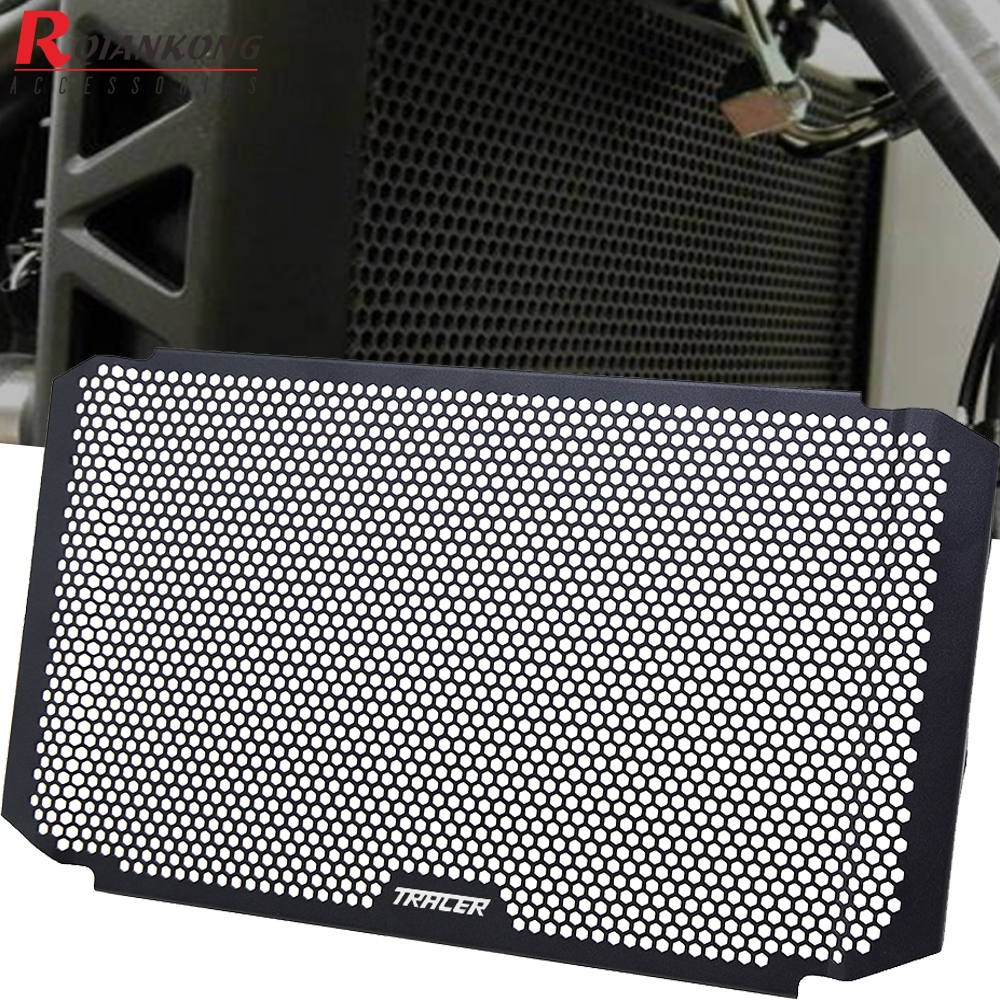 For Yamaha Tracer 9 GT 2021+ Motorcycle Aluminum Radiator Grille Grill Guard Cover Protector TRACER 900 GT/ABS 2015-2019 2020