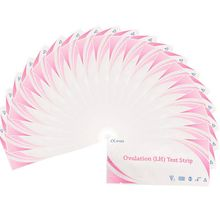 10pcs Small Toilet Paper Strips Toilet Paper Household Hotel Paper Towels LH Ovulation Test Strips