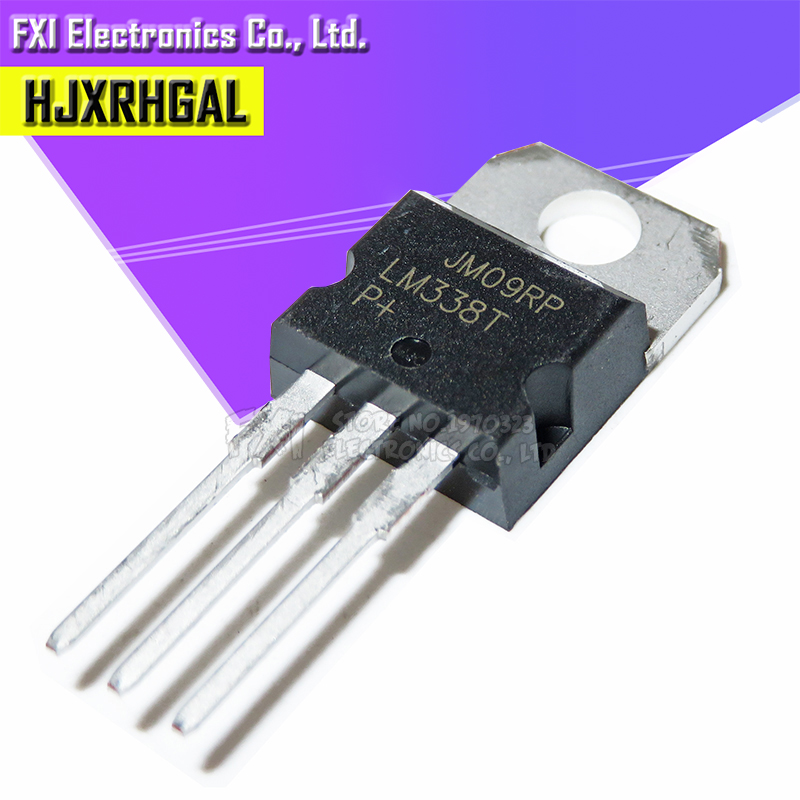 10PCS LM338T LM338 TO220 TO-220 New Original