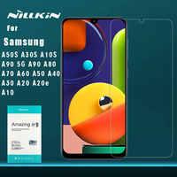 Per Samsung Galaxy A90 5G A80 A70 A70s A60 A50 A50s A40 A30 A30s A20e A20 A10 A10s Temperato di vetro Nillkin H + Pro pellicola Protettiva