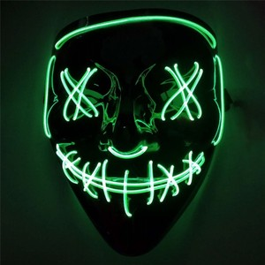 2019 Halloween LED Mask Light