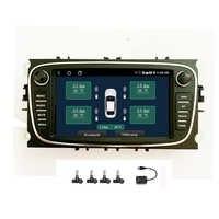 2din reproductor DVD Android para el coche 2 Din radio GPS Navi para Ford Focus Mondeo Kuga C-MAX S-MAX Galaxy 2005-2011 Audio estéreo unidad de cabeza