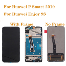 AAA qualität display Für Huawei P Smart 2019 LCD Display Bildschirm Touch Digitizer Montage für P SMART 2019 POT LX1 L21 LX3 LCD