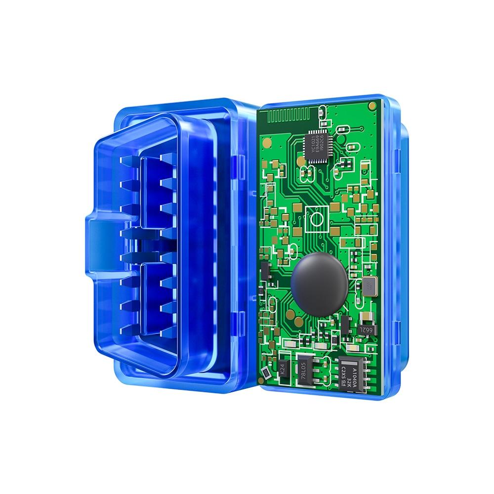 XTOOL 2019 Bluetooth V1.5/V2.1 Mini Elm327 obd2 scanner OBD car diagnostic tool code reader For Android Windows Symbian English 2