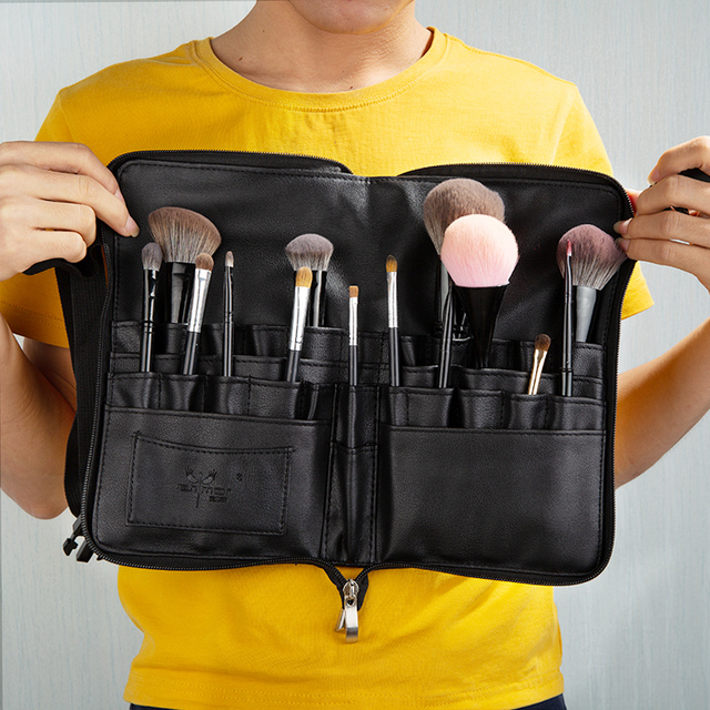 Cosmetic Brushes Storage Bag