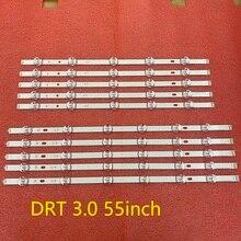 LED bar(10)For LG 55LF592V 55LF652V 55LB5700 55LB5950 55LB630V 55LB5550 55LB580V 55LB582V 55LF5800 55LB650V 55LB561V 55LF6000
