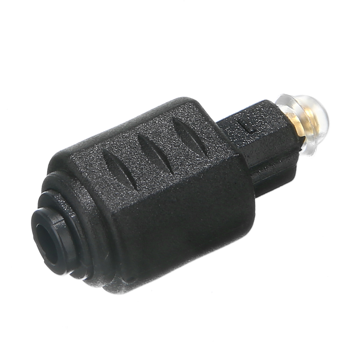 3.5mm Mini Jack Plug To Digital Toslink Cable Adapter Female To Male Digital Optical Audio Connector Adapter