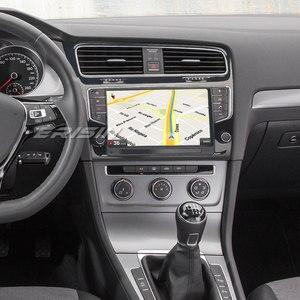 Image 2 - 5111 אנדרואיד 10 סטריאו לרכב עבור פולקסווגן גולף 7 VII WiFi DAB + TPMS 4G אוקטה Core Autoradio רדיו נגן ראש יחידה Carplay