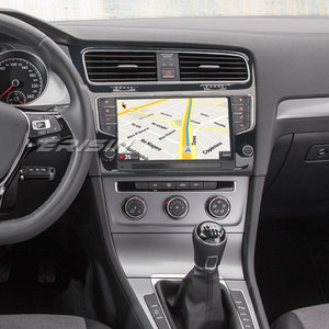 Image 2 - 5111 Android 10 Car Stereo per VW GOLF 7 VII WiFi DAB + TPMS 4G Octa Core Autoradio Radio player Capo Unità Carplay