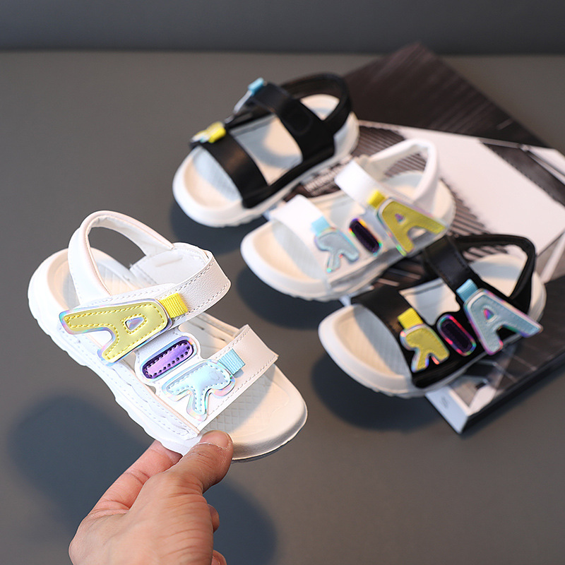 Fashion Children Sandals New Kids Shoes Casual Girls Sandals For Girls Shoes High Quality Boys Sandals Breathable Boys Shoes