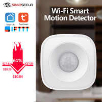 Bewegung PIR Sensor Detektor WIFI Bewegung Sensor Smart Leben APP Wireless Home Security System