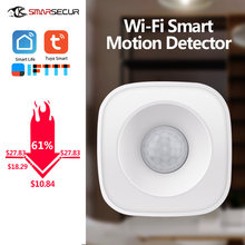 Bewegung PIR Sensor Detektor WIFI Bewegung Sensor Smart Leben APP Wireless Home Security System(China)