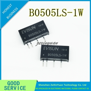 Image 1 - 5PCS 10PCS 20PCS  B0505LS 1W B0505LS Output 5V 1W Power Supply Module RS485/RS232 Bus Specific