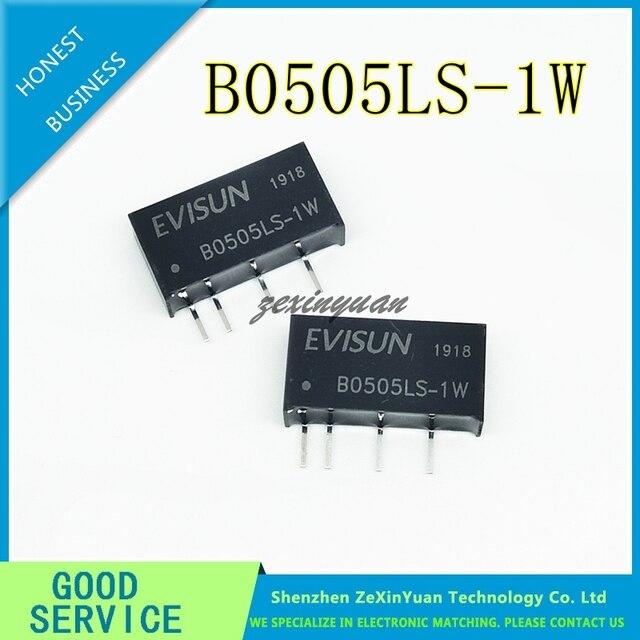 5PCS 10PCS 20PCS  B0505LS 1W B0505LS Output 5V 1W Power Supply Module RS485/RS232 Bus Specific