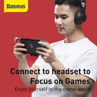 Baseus Switch Bluetooth 4.2 Audio USB C Transmitter Adapter for Nintendo Switch Lite PS4 Low Latency Type C Wireless Adapter