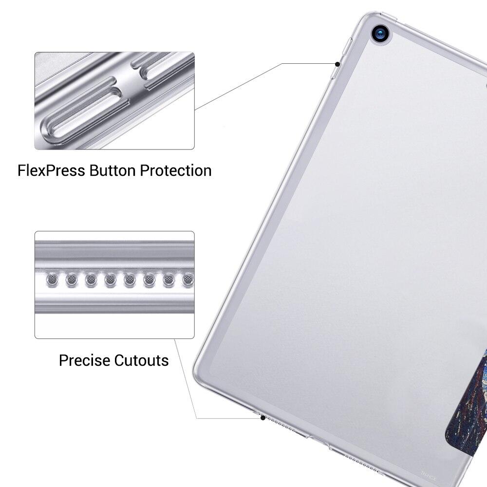 Чехол для планшета Samsung Galaxy Tab A A6, 7,0 дюйма, 2016 дюйма, флип-чехол из мягкой искусственной кожи с подставкой и 4G Wi-Fi T280 T285-4