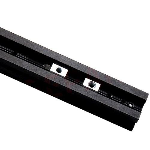 5Pcs M4 M5 M6 유럽 표준 아연 도금 T 블록 사각형 너트 T-트랙 슬라이딩 해머 너트 고정 3030 알루미늄 프로파일