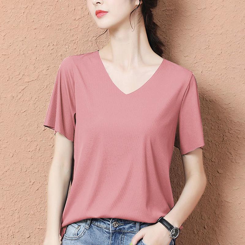 Woman's Neck T-shirt