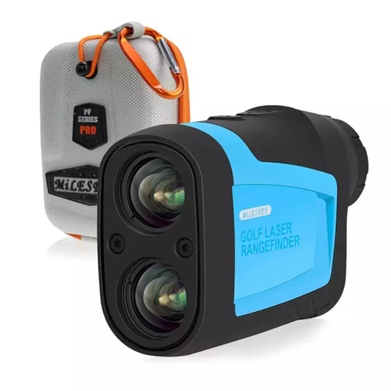 MiLESEEY PF210 Telescope Rangefinder for Hunting Golf  laser rangefinder 600m Laser Distance Meter