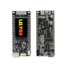 Lilygo®Ttgo T8 ESP32 S2 V1.1 ST7789 1.14 Inch Lcd scherm Wifi Draadloze Module Type C Connector Tf Card Slot Ontwikkeling board