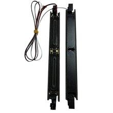 1 пара 8 Ом 10 вт DIY динамик для ТВ, lcd полный диапазон массажный монитор машина реклама ТВ динамик Ремонт Аксессуары для samsung
