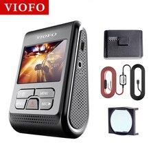 Оригинал «VIOFO» A119 V2 Quad HD Видеорегистраторы для автомобилей супер конденсатор с алюминиевой крышкой, 2K 2560*1440P автомобиль камера для приборной...