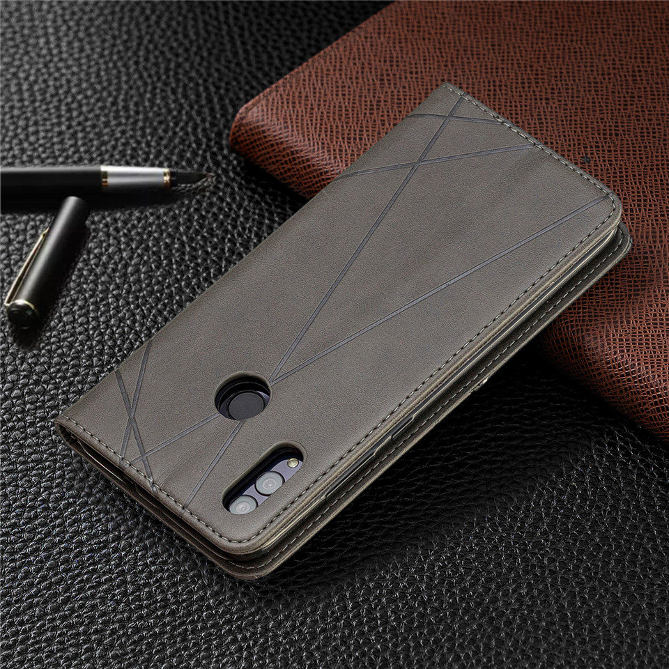 Hefc30a0ff62c4ea5aca94c626c8f021c3 For Huawei Honor 10 Lite Case Leather Wallet Flip Cover Soft Silicone Case for Honor 10i 9X 8A 8S Magnetic Case Card Holder