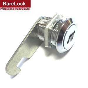 Image 3 - Rarelock Cabinet Cam Lock Different Sizes for Home Drawer Mailbox Storage Tool Box 2 Keys DIY Furniture Hardware MMS340 aa