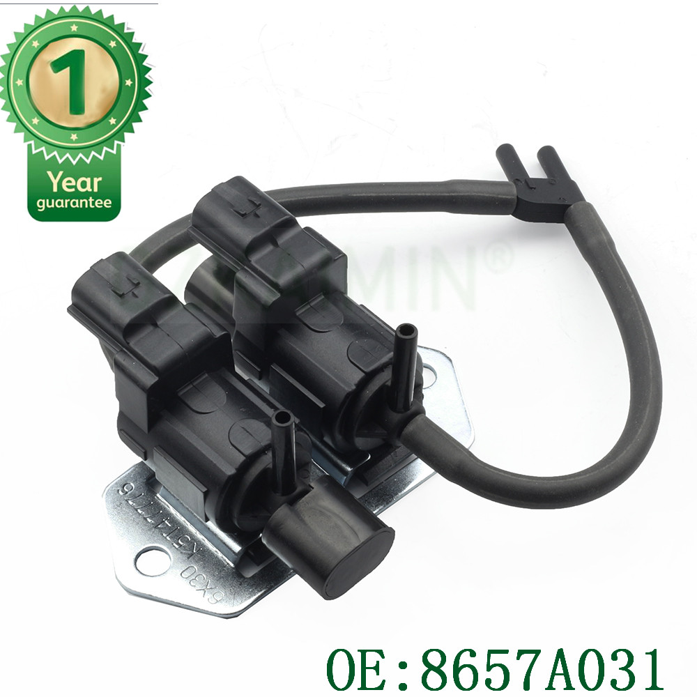HIGH QUALITY NEW Clutch Control Solenoid Valve 8657A031 for Mitsubishi Montero Pajero 4 IV 3 0 3 2  For Mitsubishi L200 Triton