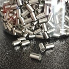 100шт 5х0.5x5 мм ss304 нержавеющей стали капиллярная трубка промышленность поделки трубки аксессуары материал трубки Подгонянное вырезывание