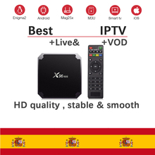 IPTV Spain espa a 1 year m3u Abonnement local Spanish channels For Linux Htv Android TV