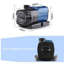 Water pump pumping submersible frequency conversion mute small circulation filter energy saving aquarium