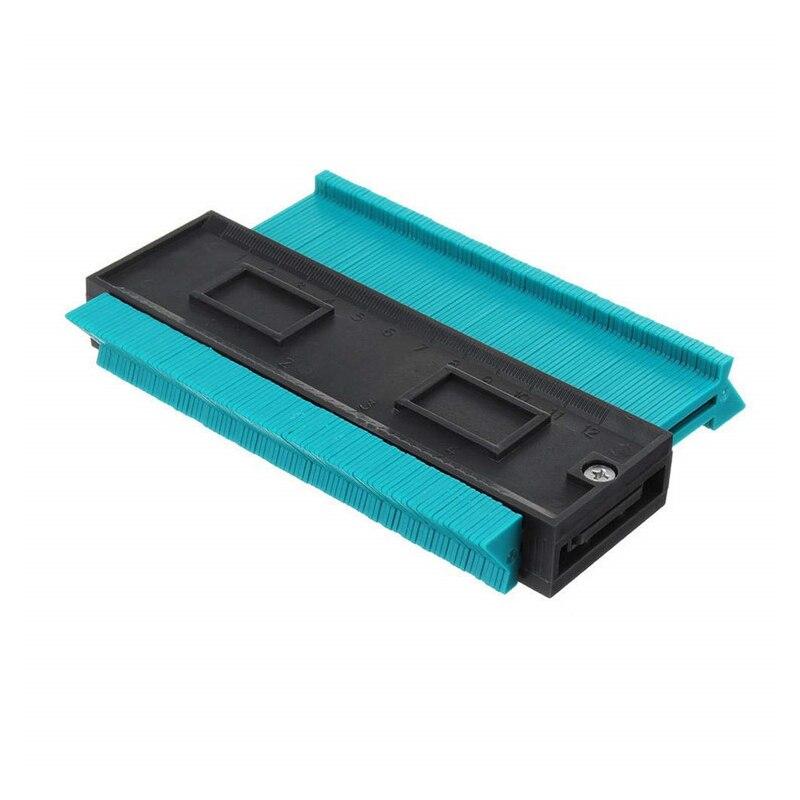 1pc Contour Duplication Gauge 10 Inch Copy Irregular Shapes Measuring Tool Perfect Cutting Profile Carpenter Contour Duplicator