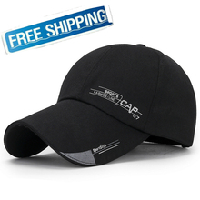 Hiphop Hats Caps Baseball-Cap Sun-Hat Street Golf Waterproof Sports Outdoor Women Quick-Dry